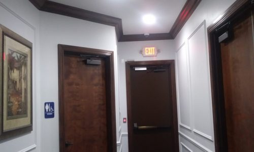 Hall After