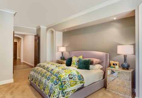 Master Bedroom Painting in Boston