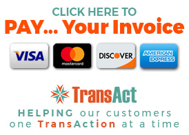pay your invoice online with a credit card