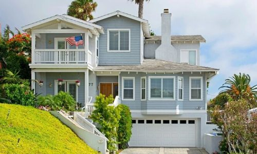 Residential Painting Project in Encinitas