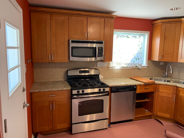 professional cabinet refinishing services chicago il