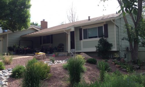 House Painting in Woodland Park, CO