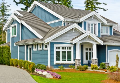Residential Exterior Painters