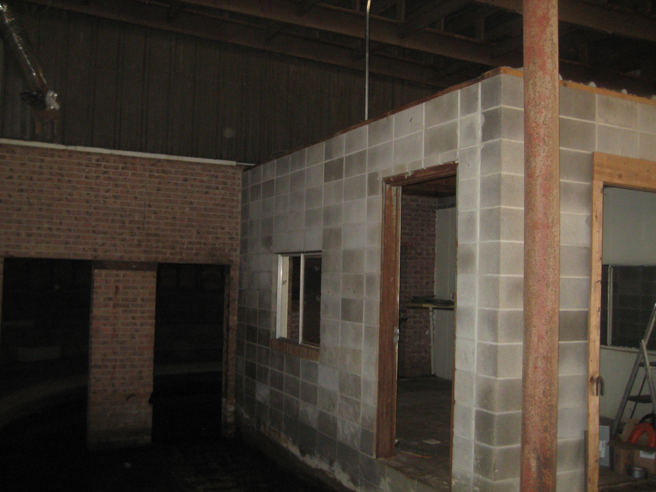 Canton, MS – Commercial Project Before