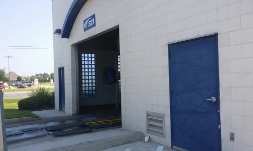 Carwash in League City