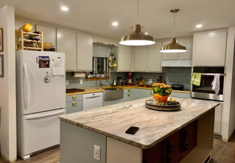 Kitchen Cabinets in Maynard, MA