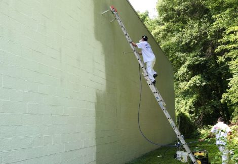 Morristown, NJ - Exterior Painting