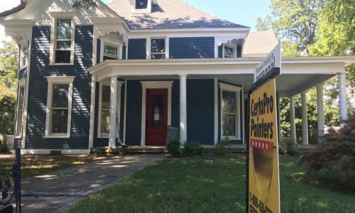 All Types of Homes - We Paint Them