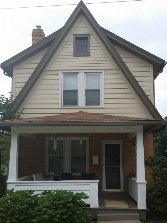 Exterior painting by CertaPro house painters in Monroeville and Murryville, PA
