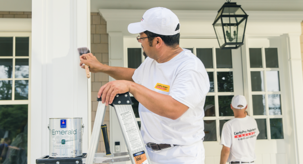 Exterior house paint contractor