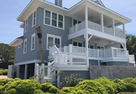 Exterior Painting in Figure 8 Island, NC