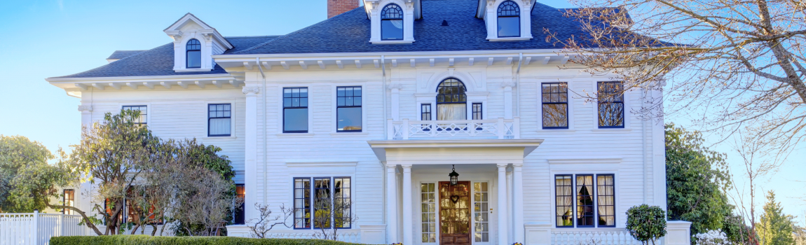 Want To Increase Your Home's Curb Appeal? All It Takes Is A Fresh Coat Of Paint