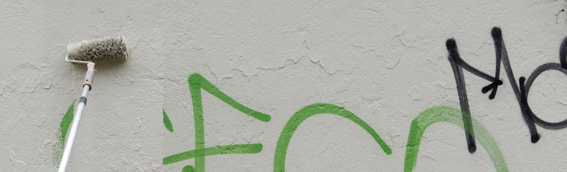 Graffiti Removal Is Easy When You Hire CertaPro Painters®